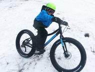 Fat Bike– Snow Bike